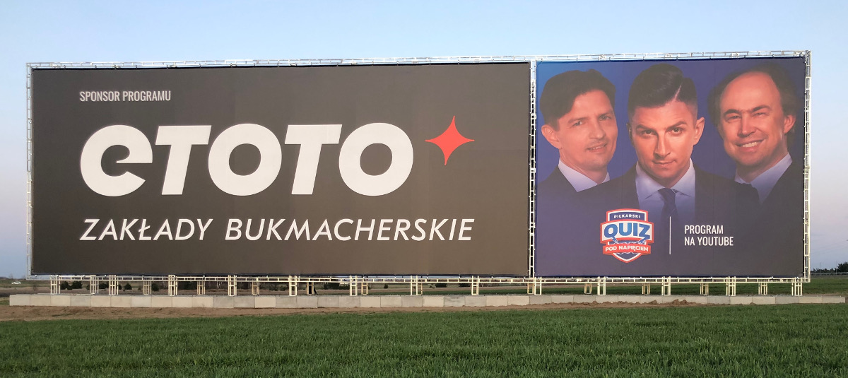 producent tablic reklamowych Kalisz